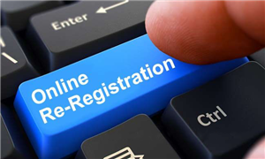 Online Re-registration Form (2020-2021)