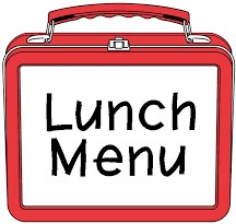 CBCA Lunch Menu 2020-2021